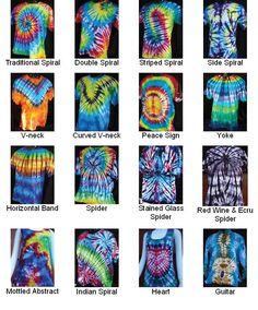 Teñido Tie Dye Party How To Tye