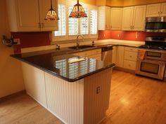 small u shaped kitchen remodel ideas - Small U Shaped Kitchen Remodel Ideas