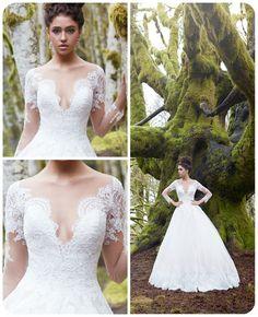 #bellesposa #bride #casamento #divina #dress #inspiração #inspiration #noiva #vestido #vestidodenoiva #wedding #weddingdress @allurebridals @allure_latinoamerica