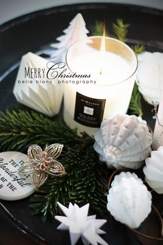 BELLE BLANC: Merry Christmas 2014
