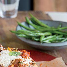 Skillet-Blistered Green Beans | CookingLight.com #myplate, #vegetables
