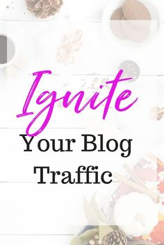 Learn how the big bloggers get tons of traffic. You can increase your page views too. Find out how to get actionable tips to attract the audience you've always wanted.