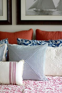 Changing Seasons in the Master Suite - Back Porch Musings