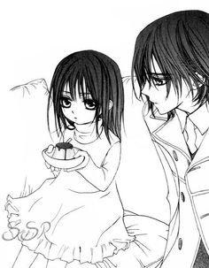 Vampire knight- Yuki's earliest memories