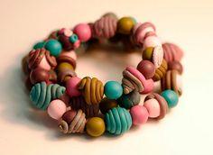necklace2 Beaded Bracelets, Jewelry, Products, Jewellery Making, Jewerly, Jewelery, Pearl Bracelets, Jewels, Jewlery