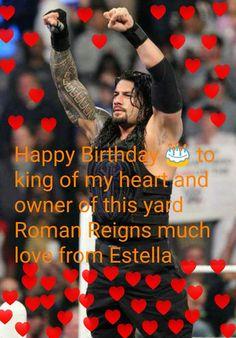 Embedded Happy Birthday Joe, Best Wrestlers, Dog Yard, King Of Hearts, Roman Reigns, Roman Empire, Big Dogs, Roman Britain, Large Dogs