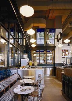 Brasserie Beck, my favorite restaurant in DC.