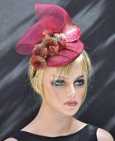 a43ca927 cart Kentucky Derby Hats, Wedding Hats, Cart, Wedding Tops, Wedding  Headpieces,