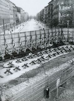 Berlin Wall... a good model for the Donald's Mexican Wall. Hope ours will be as pretty as theirs.