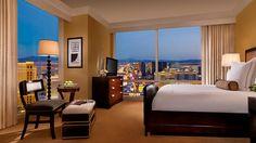 One bedroom corner suite at Trump Las Vegas