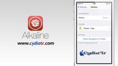 Cihazınıza ayrı bir hava katmak istiyorsanız eğer Alkaline tweaki ile Şarj (Pil) göstergesi simgesini değiştirip özelleştirebilirsiniz http://www.cydiatr.com/alkaline.html