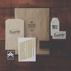 nuarmy. #packaging #branding