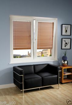 Perfect Fit Wooden Venetian Blind - 25mm Slats, 10 Shades To Choose From | eBay- From £78. Ideal for any upvc window. No drilling and very easy to fit. For more visit us at http://www.orderblinds.co.uk/ . Re-Pin or Follow to see what else we`re up to, thanks : ) #home #interior
