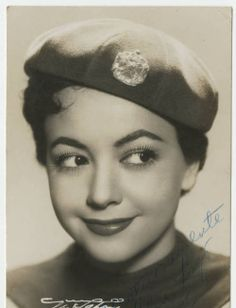 POPA also known as Lilia Lazo - 1950s. Loved watching this show. This character was reprised here in the USA.