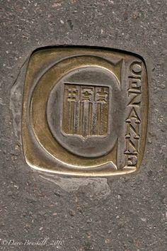 .Sur les pas de Cezanne - Aix-en-Provence