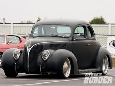 38 Ford Coupe