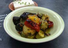 Μπριάμ Food Categories, Appetisers, Veggie Dishes, Mediterranean Recipes, Greek Recipes, Eggplant, French Toast, Salads, Dinner Recipes