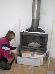 Argan s.r.o. Wood Stove Heater, Fireplace Console, Samos, Fireplaces, Barbecue, Home Appliances, House, Ovens, Stoves