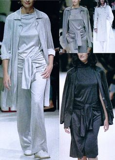 Hermès by Martin Margiela, Spring 2000.