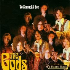 Artist: The Gods Title: To Samuel A Son Year: 1969 Label: Columbia For more great sleeves, visit the The Hipgnosis Album Cover Gallery. Hans Gruber, Rock & Pop, New Music Releases, Uriah, Song Play, Chin Up, One Star, Music Albums, Bad Timing
