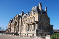 Château de Maisons-Laffitte - France