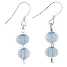 Carrie Elspeth - Ice Frills Earrings