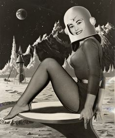 Miss Space 1959