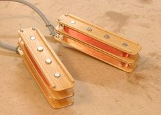 Ele Basses Naga 4 redesign wood pickups