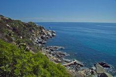 The view from your Luxury Villa in Sardinia! More info: http://www.luxuryholidaysinsardinia.com/case-vacanza-in-sardegna/migliori-case-vacanze.html  #villa #pool #garden #sea #sardinia #sardegna #italy #italia #luxury #exclusive #location #sea #cagliari #torredellestelle #torre_delle_stelle #view #travel #holidays #yield #money