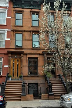 Townhouse for Sale: 357 West 121st Street.: Mondays with Dexter ...