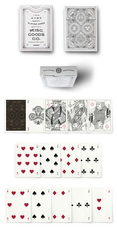 Playing Cards.