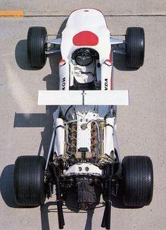 Motor--Sport™ Honda F1