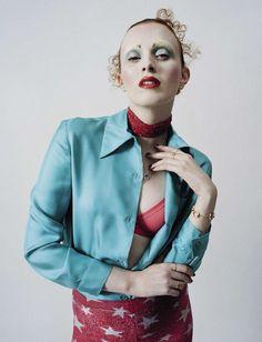 Karen Elson by Tim Walker for Vogue Italia December 2015 3