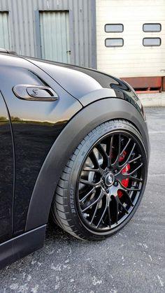 Black F56 from Belgium @267HP & JCW Brakes - 2015 Mini Cooper Forum