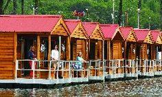 Lake Guntersville. Alabama