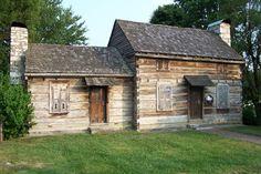 Old Log Cabin Homes - Bing Images