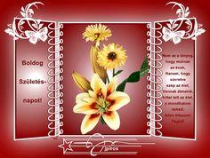 Boldog Születésnapot! - saját szerkesztésű képem,Boldog Születésnapot! - saját szerkesztésű képem,Születésnapi verses…