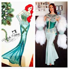 bohoBlack: #Wardrobe Mistress // The Story Behind The Costuming
