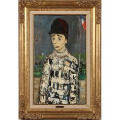 Gabriel Dauchot (Fr., 1927-2005), Le Jockey Sold $4,200.