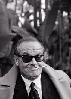 Jack Nicholson. So much love for this man