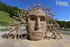 4e concours de sculptures sur Paille & Foin : des oeuvres visibles tout l'été ! - Valloire Galibier #valloire