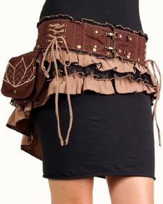 Spunky Bustle Belt/Skirt from Etnix (View 1)