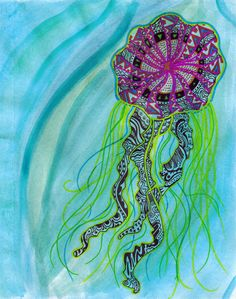 Jellyfishing by Adrienne Price