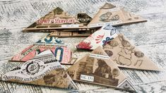 Curiosity Shop, Paper Crafts, Diy Crafts, Open Letter, Lettering Design, The Creator, Triangle, War, Personalized Items