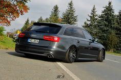 Audi A6 ROTIFORM Typ 4G