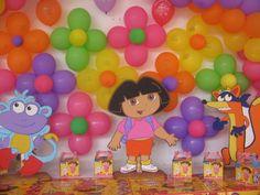 Dora the explorer party