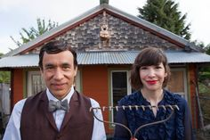'Portlandia' Duo Fred Armisen and Carrie Brownstein Discuss the Secrets to the Cult Show's Success New Netflix, Shows On Netflix, Carrie Brownstein, Party Poker, Fred Armisen, Laugh Track, Comedy Tv, Today Show, Kids Videos