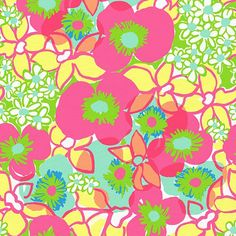 lilly pulitzer ice cream social print, summer 2013