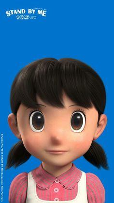 Stand By Me Doraemon Wallpaper Cartoon Wallpaper Hd, Cute Girl Wallpaper, Disney Wallpaper, Wallpaper Wallpapers, Anime Fnaf, Me Anime, Doremon Cartoon, Cartoon Characters, Doraemon Stand By Me