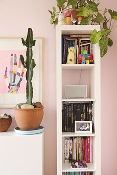 Madeleine & Karl's Colorful and Creative Family Home — House Tour   Apartment Therapy